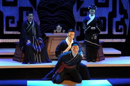 北京曲剧团实验话剧《怀清台》将登陆重庆
