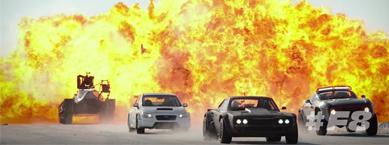 《速8》全球票房超10亿 破国内进口记录