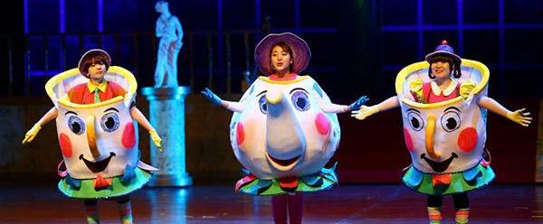 儿童音乐剧《美女与野兽》5月9日盛京大剧院上演