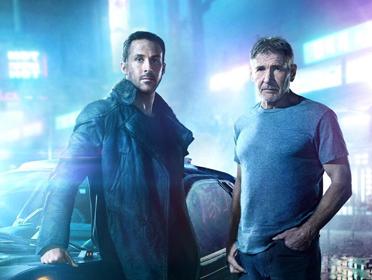 电影《银翼杀手2049》发布角色海报