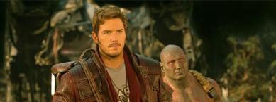 《银河护卫队2》登本周全球票房冠军