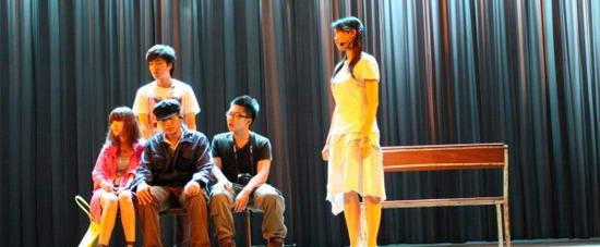 上海市大学生话剧节5月8日正式开幕