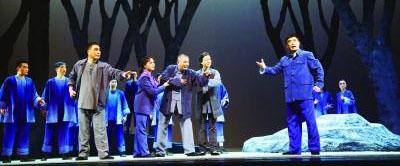 原创现代京剧《向农》于5月29日南京上演