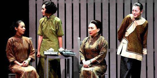 舞台剧女王焦媛将演港版话剧《长恨歌》
