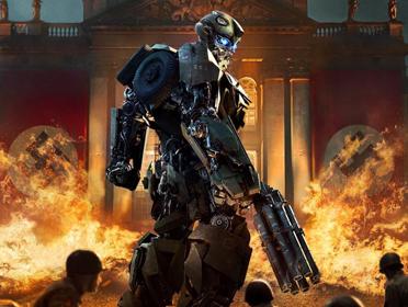 《变形金刚5:最后的骑士》曝全新海报
