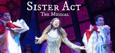 音乐剧《修女也疯狂》新加坡首演全城爆笑