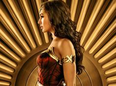 电影《神奇女侠》曝光IMAX海报