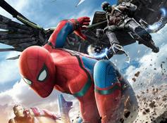 《蜘蛛侠:英雄归来》曝光两张全新海报