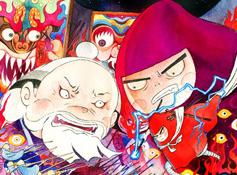 电影《大护法》发布与天斗海报