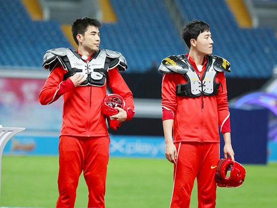 刘翔谢文骏加盟《来吧冠军2》