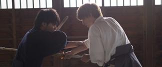使用即将在7月14日上映的真人电影版《银魂》的主要演员和制作阵容拍摄的真人电视剧版作品,目前已经确定将于2017年7月15日起在dTV公开,全剧长3话。