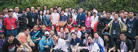 剧版《西游记女儿国》在广西举行开机仪式