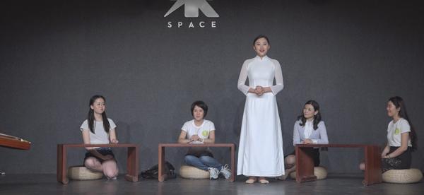 国内首部古诗词话剧《人间词梦》在京首演