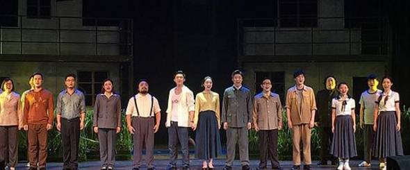 音乐剧《袁隆平》6月26日在湘潭场精彩开演