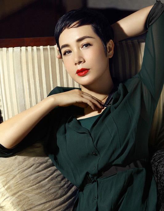 蒋雯丽谈出演《明年此时》:我变得更加从容