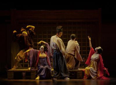 和风怪谈舞台剧《地狱变》6月28日上海首演
