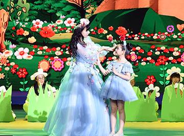 音乐剧《积木宝贝之魔法传奇音乐之旅》在京上演