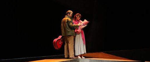 王洛宾主题音乐剧《你是我的孤独》西宁上演