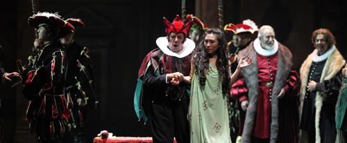 歌剧《弄臣》7月7日晚登陆重庆歌剧院