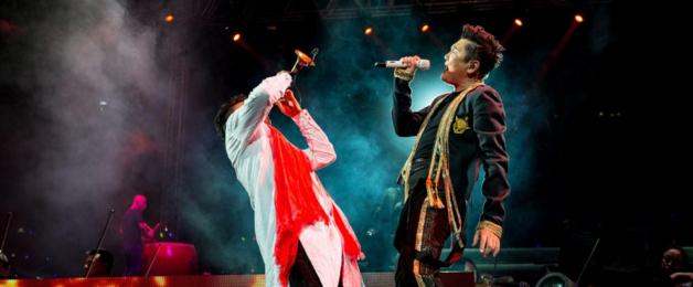 张杰将助阵孙楠乐在其中世界巡回演唱会