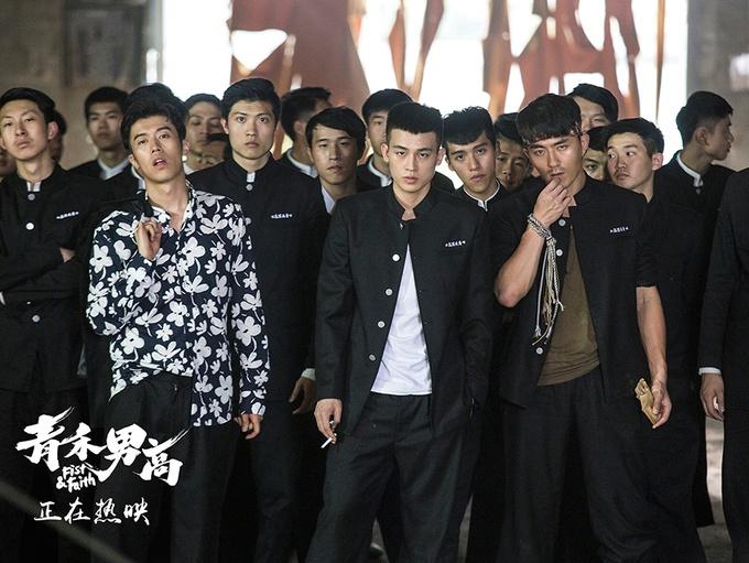 电影《青禾男高》上映4小时票房超900万