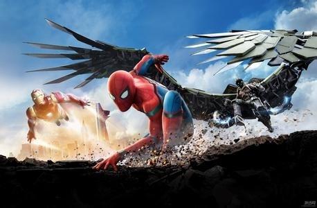 电影《蜘蛛侠》票房破2.6亿美夺票房冠军