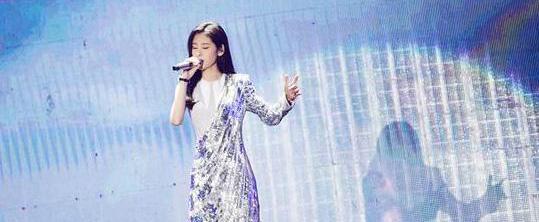 张碧晨获亚洲金曲大赏最受欢迎女歌手奖