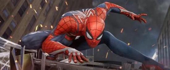 PS4游戏《蜘蛛侠》公布新旧版游戏对比视频