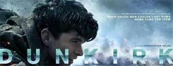 电影《敦刻尔克》票房5050万美元北美夺冠