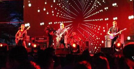 多伦诺尔国际草原音乐季草原摇滚主题周启动