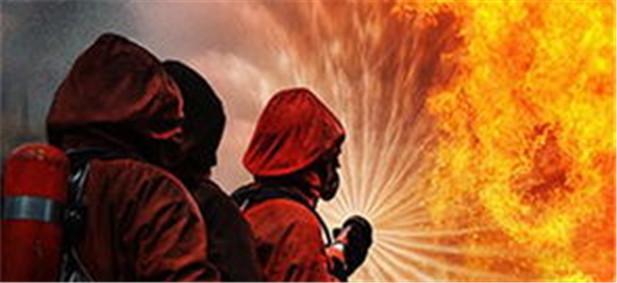 消防支队投拍微电影《红色的树》举行首映仪式