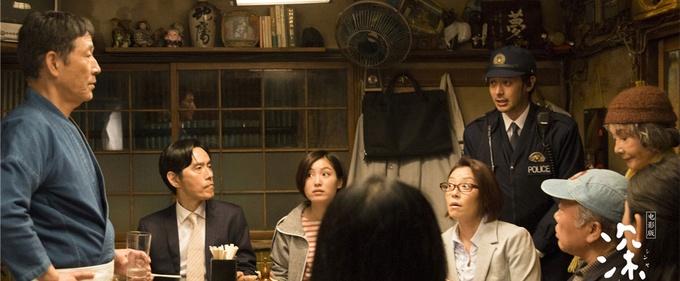 电影《深夜食堂2》热映 口碑持续升温