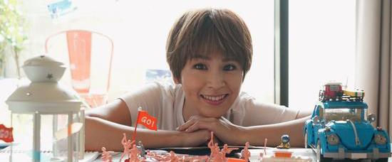 曾沛慈新专辑主打歌《我爱你》MV上线