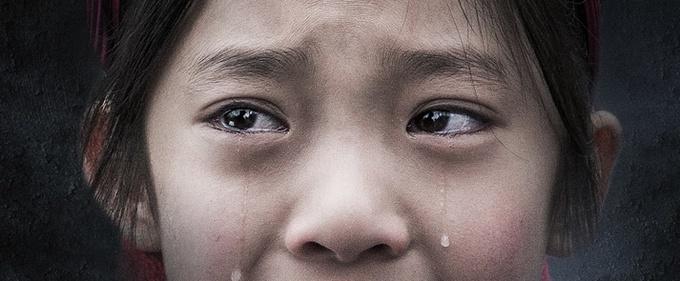 留守儿童电影《逆生·致亲爱的小孩》发布海报
