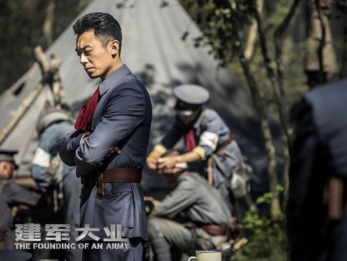 电影《建军大业》:330余位华语影人共筑大业