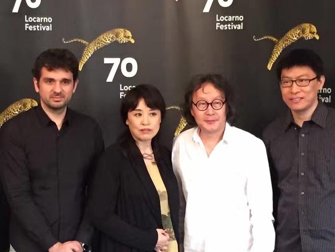 电影《蜻蜓之眼》获洛迦诺电影节多项大奖