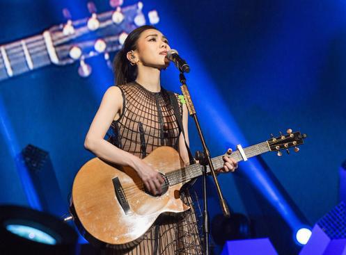 蔡健雅《列穆尼亚》巡演重生Rebirth版上海开唱