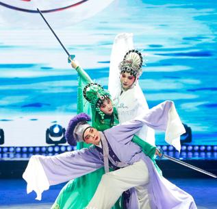 《中国戏曲大会》获赞中国风综艺展独有魅力