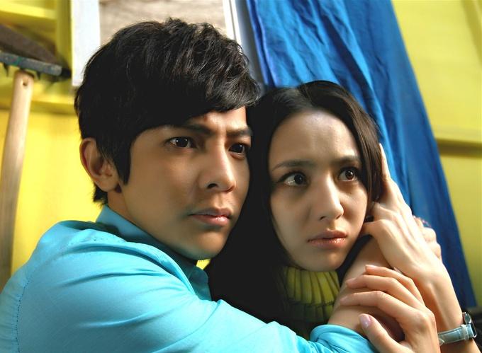 佟丽娅汪东城《紫宅》8月18日全国上映