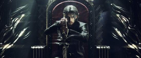 RPG游戏《最终幻想15》明年初将登陆PC平台