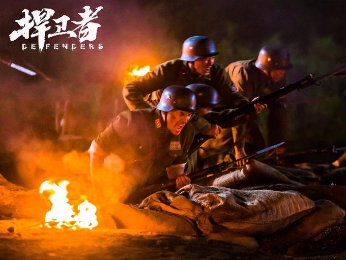 电影《捍卫者》亮相东京审判专题展