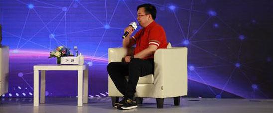 江苏太湖影视文化产业投资峰会著名导演李路参加
