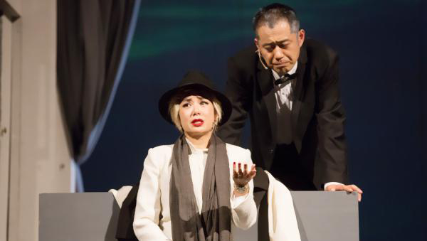 蒋雯丽主演话剧《明年此时》将在宁波上演