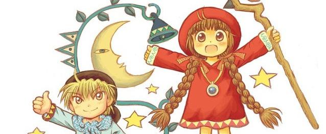 漫画《咕噜咕噜魔法阵》10月将办原画展
