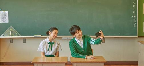 王俊凯张子枫主演微电影《做朋友吧》上线