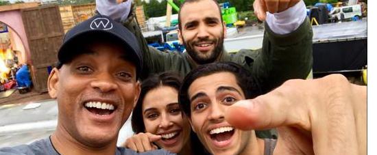 真人版《阿拉丁》提档2019年5月24日上映