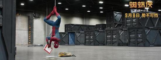 电影《蜘蛛侠:英雄归来》破系列纪录票房近7亿