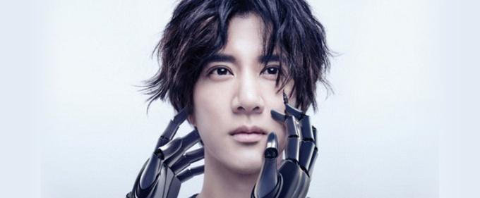 王力宏新专辑《A.I. 爱:第一集》正式发售