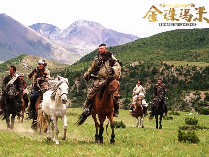西藏电影 《金珠玛米》发预告定档12月8日