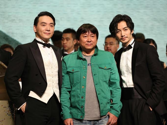 中国国际音乐家搭档陈晓出演霍建起电影《如影随心》